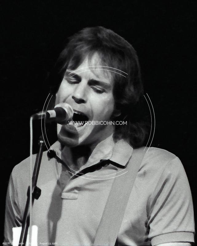 Bob Weir, Kingfish - August 12, 1986