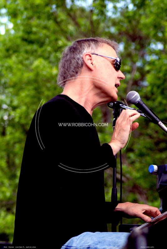 Bruce Hornsby - April 20, 2012