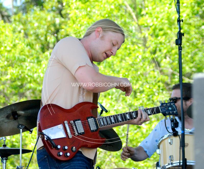 Derek Trucks, Tedeschi Trucks Band - April 20, 2012