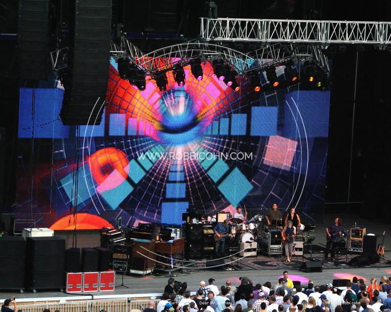 Furthur - July 17, 2011