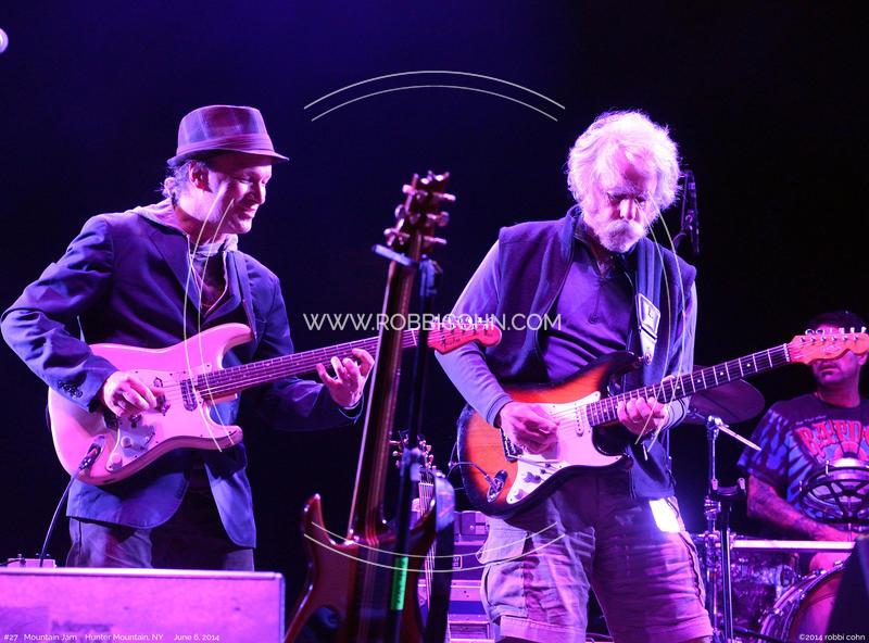 Ratdog, Bob Weir, Steve Kimock - June 6, 2014