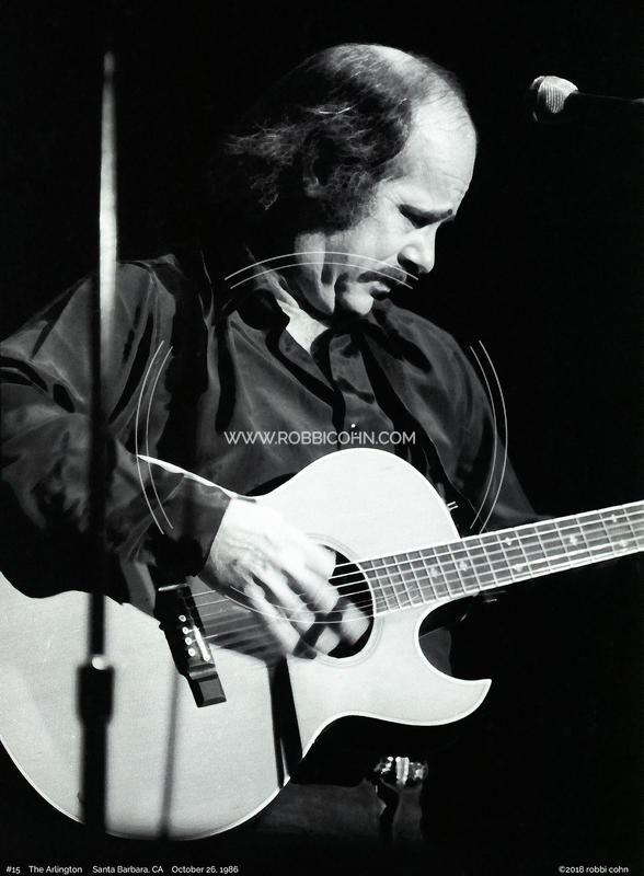 Robert Hunter - October 29, 1986
