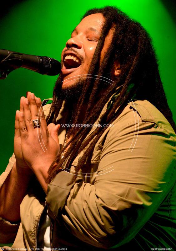 Stephen Marley - October 18, 2013