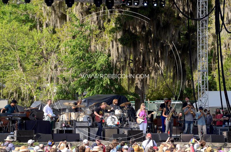 Tedeschi Trucks Band - April 12, 2014
