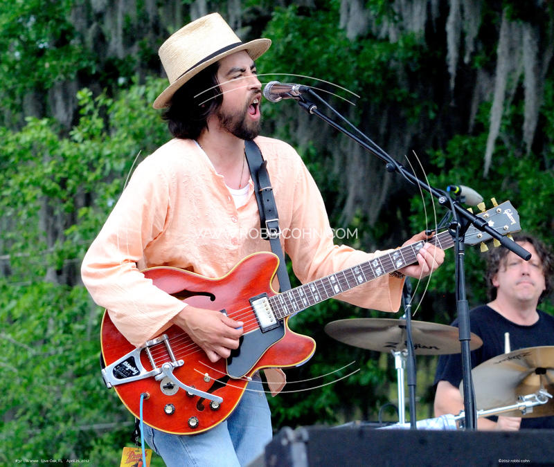 Trigger Hippy, Jackie Greene - April 21, 2012