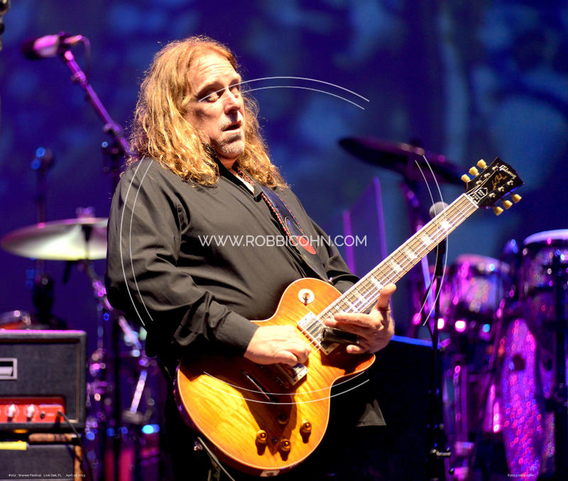 Warren Haynes, Allman Brothers Band - April 19, 2013