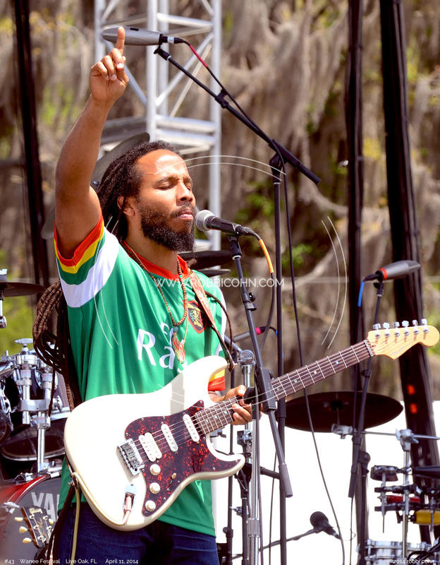 Ziggy Marley - April 11, 2014