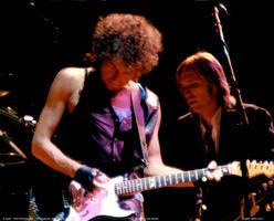 Bob Dylan, Tom Petty - June 26, 1986