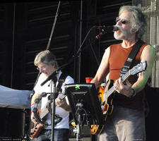 Bob Weir, Phil Lesh, Furthur - July 29, 2011