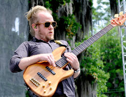 Bobby Lee Jefferson, SOJA - April 21, 2012