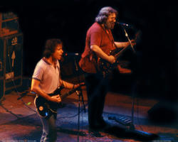Bobby Weir, Jerry Garcia - March 21, 1985