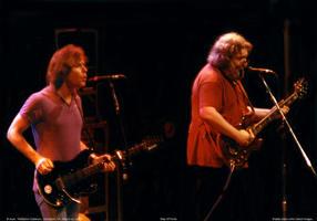 Bobby Weir, Jerry Garcia - March 22, 1985