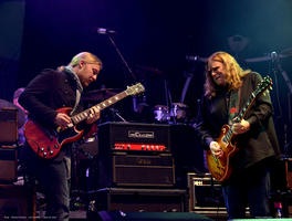 Derek Trucks, Warren Haynes, Allman Brothers Band - April 20, 2013