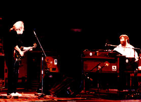 Grateful Dead, Jerry Garcia, Brent Mydland - June 19, 1989
