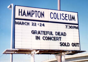 Grateful Dead Marquis - March 24, 1987