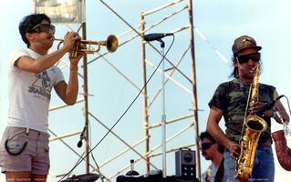 Hadi Al Saadoon, Martin Fierro, ZERO - September 7, 1986