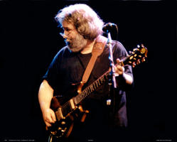 Jerry Garcia - April 4, 1985