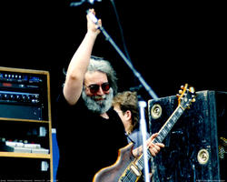 Jerry Garcia - June 12, 1987