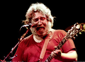 Jerry Garcia - March 27, 1985