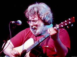 Jerry Garcia - May 23, 1985