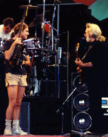 Jerry Garcia, Bob Weir, Grateful Dead - June 18, 1989