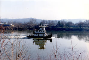 Kanawha River - March 19, 1985