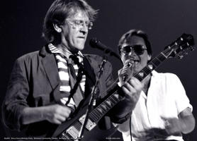 Marty Balin, Paul Kantner, KBC Band, Wavy Gravy Birthday Party - May 15, 1986