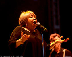 Mavis Staples - October 19, 2013