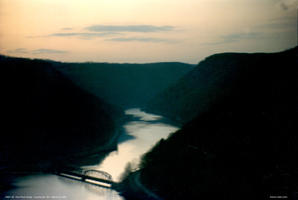 New River Gorge - March 20, 1985