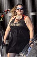 Sunshine Garcia Becker, Furthur - July 29, 2011