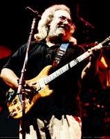 Jerry Garcia - October 8, 1989