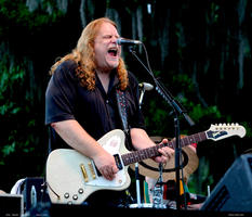 Warren Haynes, gov't mule - April 21, 2012