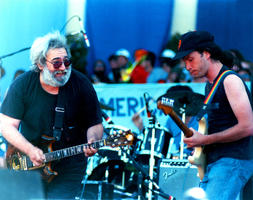 ZERO, Jerry Garcia, Steve Kimock - July 16, 1988